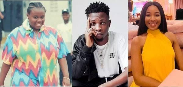 BBNaija: Teni Dragged For Referring Erica As 'Omo Igbo' While Praying For Laycon [Video] 1
