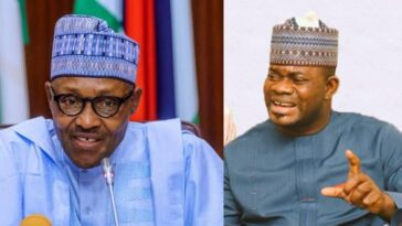 Yahaya Bello Blames Buhari's Government For Tanker Explosion That Killed 23 People In Kogi 1