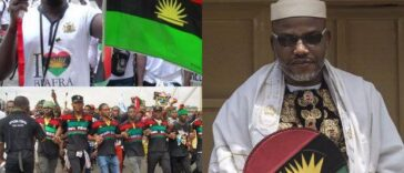 Nnamdi Kanu: IPOB Declares One Week Sit-At-Home On Anambra Election Day