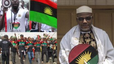 Outrage As IPOB Orders Sit-At-Home On 1st October To protest Alleged Killings And Bad Governance 11