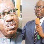 EDO: Beware Of PDP Fabrications, I Didn't Beg Obaseki To Return To APC - Pastor Ize-Iyamu 27
