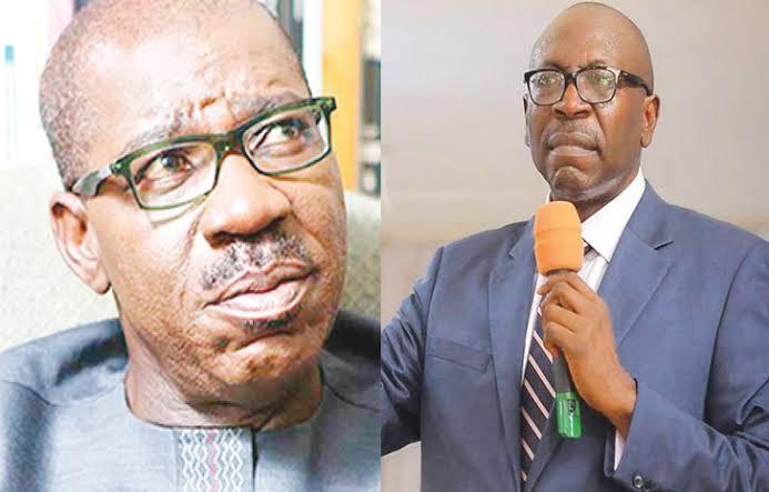 EDO: Beware Of PDP Fabrications, I Didn't Beg Obaseki To Return To APC - Pastor Ize-Iyamu 1