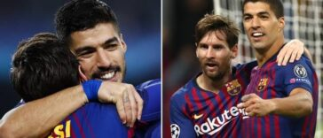 """Nothing Surprises Me Anymore"" - Messi Attacks Barcelona For Kicking Suarez Out Of The Club 24"