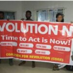 RevolutionNow Organisers Calls For Mass Protest On 1st October, Wants President Buhari To Resign 26