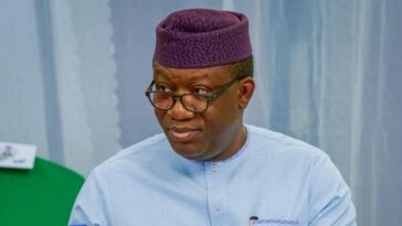 BREAKING: APC Suspends Ekiti Governor, Kayode Fayemi Over 'Numerous Anti-Party Activities' 5