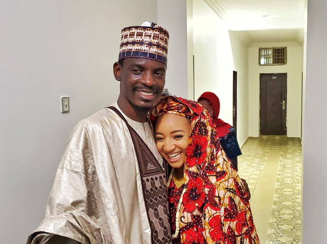 President Buhari's Media Aide, Bashir Ahmad Finally Marries Naeemah Junaid Bindawa [Photos] 5