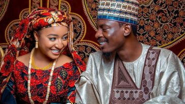 President Buhari's Media Aide, Bashir Ahmad Finally Marries Naeemah Junaid Bindawa [Photos] 2