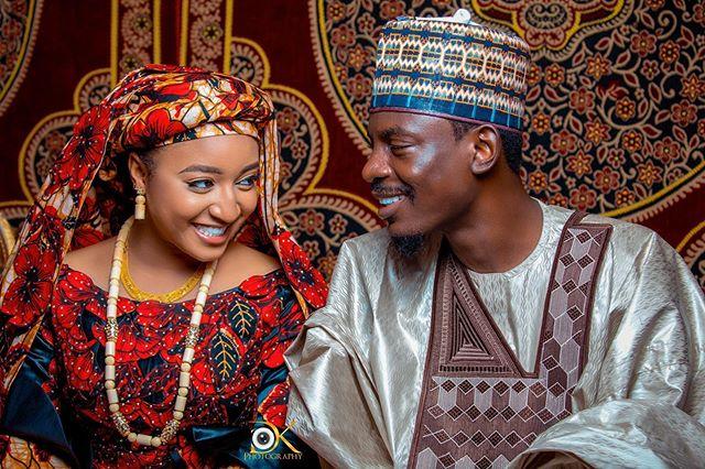 President Buhari's Media Aide, Bashir Ahmad Finally Marries Naeemah Junaid Bindawa [Photos] 2