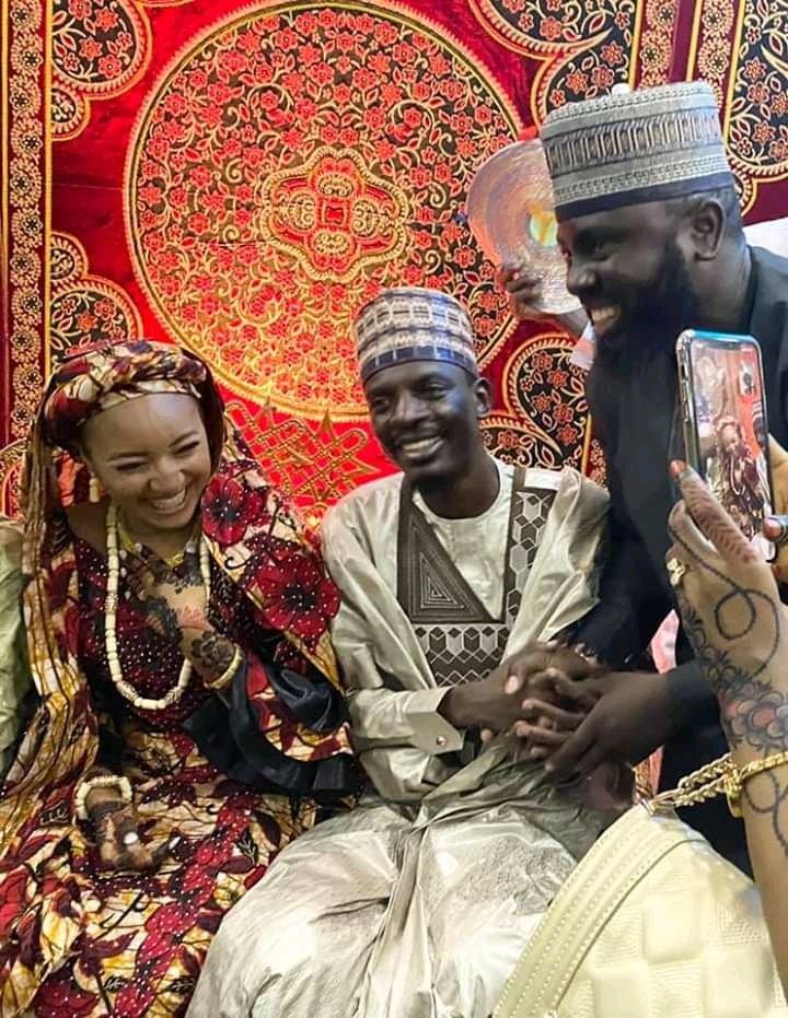 President Buhari's Media Aide, Bashir Ahmad Finally Marries Naeemah Junaid Bindawa [Photos] 3