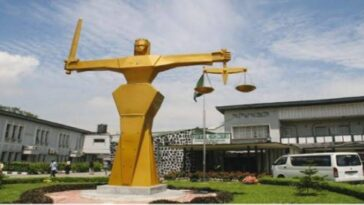Nigerian Court Workers To Begin Strike On Monday Over Hike In Electricity And Fuel Pump Price 1