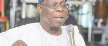 I Have Vision Of New Nigeria, I See Understanding And Awareness Among Nigerians – Obasanjo 28