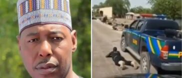 15 Security Personnel Killed In Borno As Boko Haram Terrorists Attacks Governor Zulum's Convoy 24