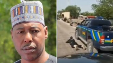 15 Security Personnel Killed In Borno As Boko Haram Terrorists Attacks Governor Zulum's Convoy 8