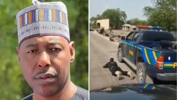 15 Security Personnel Killed In Borno As Boko Haram Terrorists Attacks Governor Zulum's Convoy 1