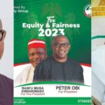 2023 Presidency: PDP's Campaign Poster Of Peter Obi And Kwankwaso Circulates On Social Media 32