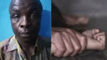 Man Blames Devil After Rαping His Friend's 7-Year-Old Deaf And Dumb Daughter In Anambra 8