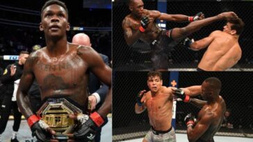 Nigeria's Israel Adesanya Knocks Out Rival Paulo Costa To Retain His UFC Championship [Video] 11