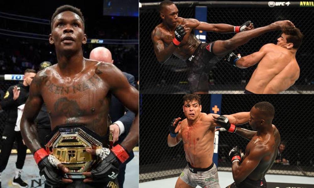 Nigeria's Israel Adesanya Knocks Out Rival Paulo Costa To Retain His UFC Championship [Video] 1