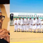 President Buhari Under Fire For Allegedly Authorizing Presidential Jet For Bashir Ahmad's Wedding 27