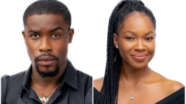 BBNaija Finale: Neo And Vee Evicted From Big Brother Naija Show 1