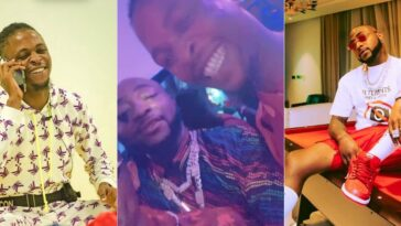 Davido Begs Laycon For Some Money After Winning N85 Million BBNaija Grand Prize [Video] 13