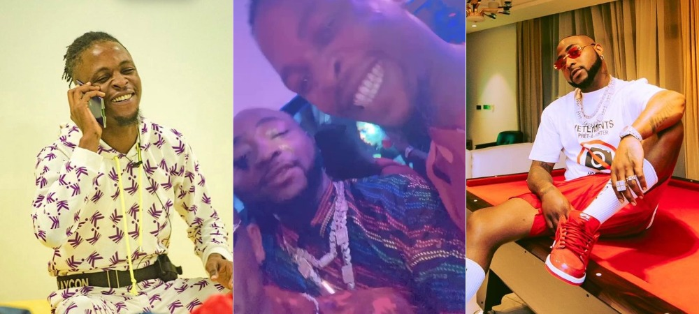 Davido Begs Laycon For Some Money After Winning N85 Million BBNaija Grand Prize [Video] 1