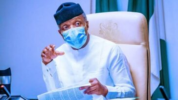 """We Are Working With Our Neighbours To Reopen Land Borders"" - VP Osinbajo Assures Nigerians 8"