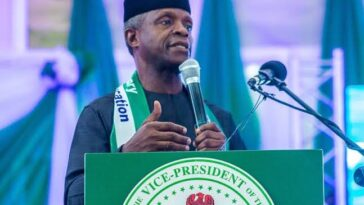 Nigeria May Break Up If Efforts Are Not Made To Address Existing Cracks - VP Yemi Osinbajo 12