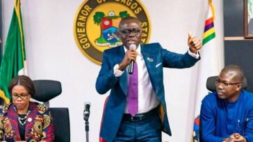 APC Government Planning To Build Bridge Linking Ondo With Lagos - Governor Sanwo-Olu Reveals 2