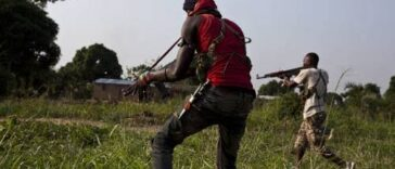 Unknown Gunmen Storms House Of Kano Traditional Ruler, Kidnaps Wife In His Presence 26