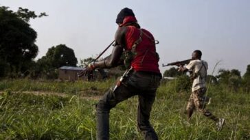 Gunmen Kill Bike Rider, Abduct Local Government Chairman In Kaduna 4