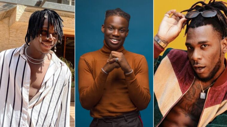 Fireboy, Burna Boy And Rema Featured On FIFA 21 Official Soundtracks 2