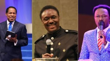 Three Popular Nigerian Pastors Who Have Divorced Their Wives 1