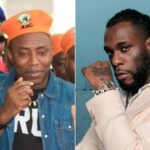 """I Don't Trust Nigerian Politicians"" - Burna Boy Declines Sowore's Invitation To Join RevolutionNow Protest 27"