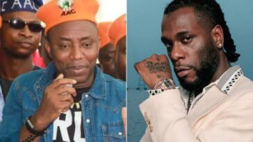 """I Don't Trust Nigerian Politicians"" - Burna Boy Declines Sowore's Invitation To Join RevolutionNow Protest 3"