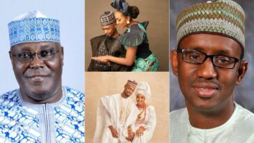 Atiku And Ribadu Finally Reconcile After Many Years Of Enmity, Set To Become In-Laws On Saturday 14
