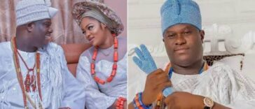 Ooni Of Ife Welcomes First Son With Prophetess Wife, Olori Silekunola 24