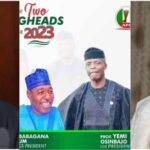2023 Presidency: APC's Campaign Poster Of Osinbajo And Zulum Circulates On Social Media 23