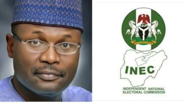 Nigerian Senate Confirms Mahmood Yakubu As INEC Chairman For Second Term 8