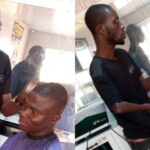 Ghanaian Man Narrates How A Disabled Barber Gave Him The Best Haircut Of His Life 27