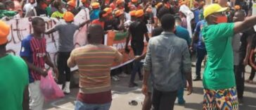 Over 20 RevolutionNow Protesters Arrested While Chanting Anti-Government Songs In Lagos 24