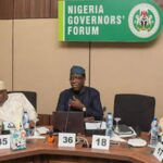 Nigerian Governors Donates N100m To Borno, Says Situation In The State Can Consume Nigeria 27