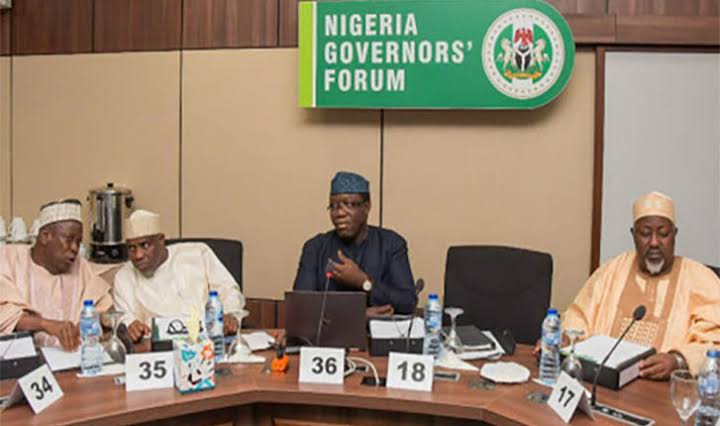 Nigerian Governors Donates N100m To Borno, Says Situation In The State Can Consume Nigeria 1