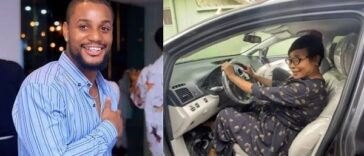 Actor Alexx Ekubo Suprises His Mum With A Car Gift To Celebrate His Chieftancy Title [Video] 26