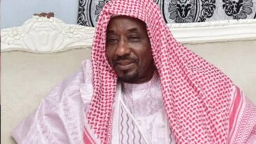 Nigerian Leaders Only Care About Their Pockets And Families – Sanusi 11