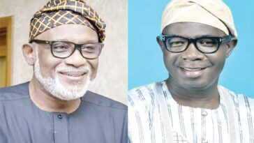 Ondo: Gov Akeredolu Pays Me N12m, But He Collects Separate N750m, N150m Monthly - Ajayi 7