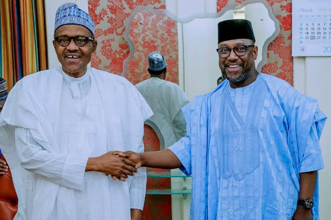 """""""We're Going Through Hell In Niger"""" - Governor Bello Tells President Buhari 1"""
