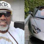 Senator Dino Melaye Acquires N460 Million Lamborghini Aventandor Roadstar Convertible [Video] 27