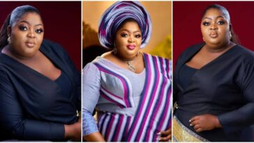 Actress Eniola Badmus Claims Men Are Attracted To Curvy Women Than Skinny Women 7