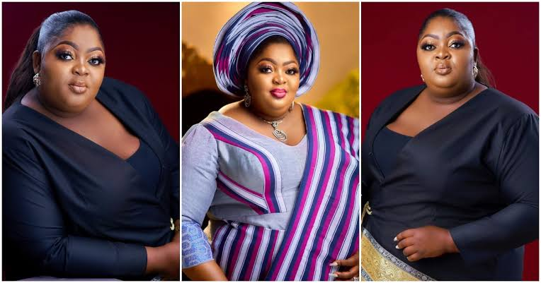 Actress Eniola Badmus Claims Men Are Attracted To Curvy Women Than Skinny Women 1